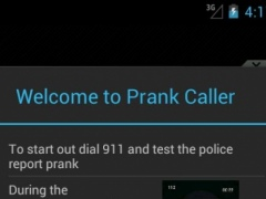 Prank Caller 1.0 1.2.2 Screenshot