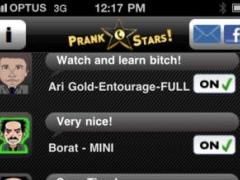 Prank Stars! Soundboard 2.0 Screenshot