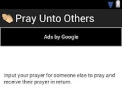 Pray Unto Others 1.2 Screenshot