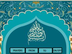 Prayer Times Auto Silent Free 1.0 Screenshot