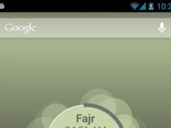 Prayer Times Live Wallpaper 1.8 Screenshot