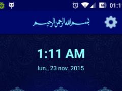 Prayer Times:Quran,Azan,Qibla 2.0.1 Screenshot