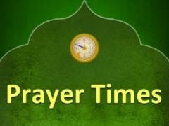 Prayer Times Standard Lite 1.0 Screenshot