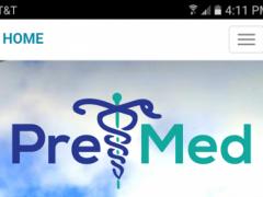 Pre-Med 1.0.0 Screenshot