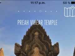 Preah Vihear Temple Visitor Guide 1.1 Screenshot