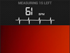 Precise Heart Rate PRO 1.1.6 Screenshot