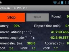 Precision GPS Pro 3.5 Screenshot