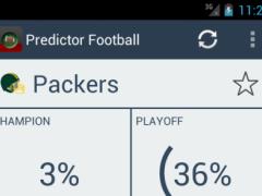 Predictor American Football 4.1 Screenshot