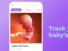 Pregnancy & Baby Tracker  Screenshot