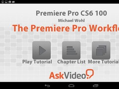 Premiere Pro CS6 100 1.0 Screenshot