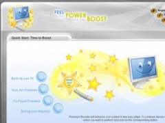 Premium Booster 3.9.0.9903 Screenshot