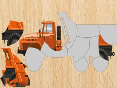 Preschool Vehicles Puzzle 1.1.5 Screenshot