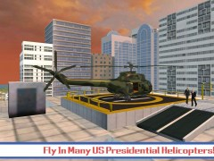 Review Screenshot - Presidential Helicopter Sim: Helicopter Simulator