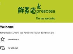Presotea 2.5.0 Screenshot