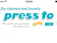 Pressto Laundry 1.0 Screenshot