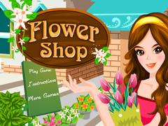 Pretty Girl Flower Shop 1.0 Screenshot