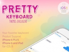 PrettyKeyboard ThemesExclusive French language 2.1.0 Screenshot