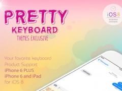 PrettyKeyboard ThemesExclusive Hausa language 2.1.0 Screenshot