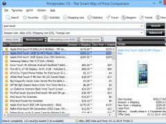 Pricepirates 7.1.1.0 Screenshot