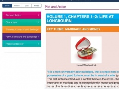 Pride and Prejudice York Notes for GCSE 9-1 for iPad 1.01 Screenshot