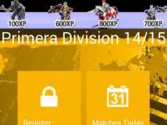 Primera División Predictor 1.15.0 Screenshot