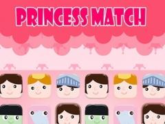 Princess and King Pet Match The Puzzle 2.0 Screenshot