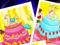 Princess Magic Cake - Cute Baby Dessert&Cooking 1.0 Screenshot
