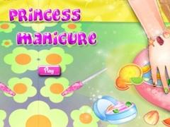 Princess Manicure Spa Salon 2.0 Screenshot