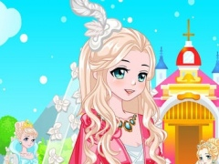 Princess Masquerade - Mystery Makeup Prom, Beauty Salon, Kids Gam 1.0 Screenshot