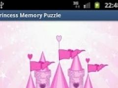 Princess Memory Game FREE! 1.0 Screenshot