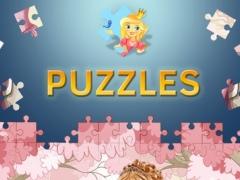 Princess Puzzles for Girls. Premium 1.0.1 Screenshot