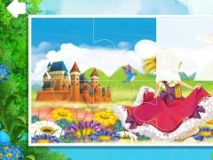 Princesses. Jigsaw Puzzles 1.0.1 Screenshot