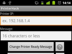 PrinterHack 1.0.1 Screenshot