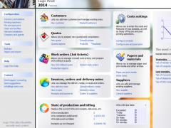 Printing Industry Software Logic Print 2015 Screenshot
