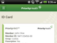 Priority Health  Screenshot