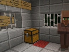 Prison Escape Minecraft Pe Map 1.0 Screenshot