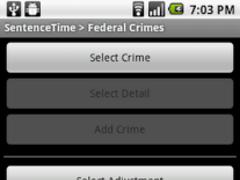 Prison Sentence Calculator 1.0 Screenshot