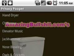 Privacy Pooper 1.2 Screenshot