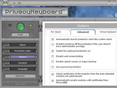 PrivacyKeyboard 10.3.1 Screenshot