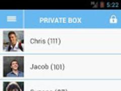 Private Box 1.5 Screenshot