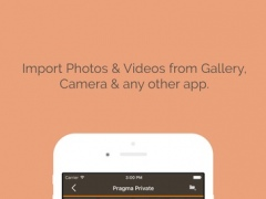Private Photo Vault - Lock Photos & Videos 2.1 Screenshot