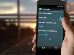 Auto Redial - Call Timer (Pro) 1.8 Screenshot