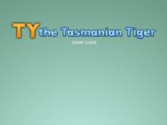 Pro Game - Ty the Tasmanian Tiger Version 1.0 Screenshot