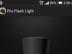 Pro Light Flash 1.0.2 Screenshot