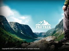 PRO TREK PRW-5100 1.0 Screenshot