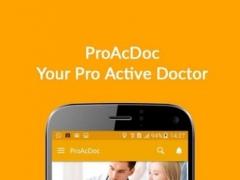 ProAcDoc 16.3 Screenshot