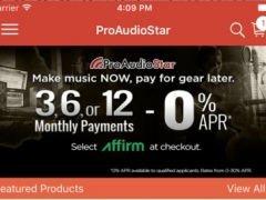 ProAudioStar 3.0 Screenshot