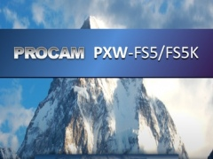 PROCAM for Sony PXW FS5 1.0 Screenshot