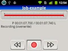 ProDictate Mobile 2.1 Screenshot
