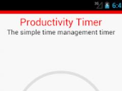 Productivity Timer 1.5 Screenshot